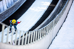 Dmitriy Vassiliev (RUS) during the 1st Round of the Ski Flying Hill Individual Competition at Day 2 of FIS Ski Jumping World Cup Final 2019, on March 22, 2019 in Planica, Slovenia.  Photo by Matic Ritonja / Sportida