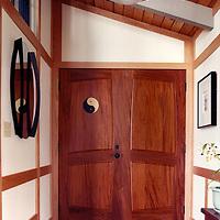Yin Yang entry door<br /> Custom design and handmade for a home in Pinebrook Hills, Co. custom doors, handmade