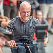 Toby Cunliffe-Steel Mens relay Race #26  03:30pm<br /> <br /> www.rowingcelebration.com Competing on Concept 2 ergometers at the 2018 NZ Indoor Rowing Championships. Avanti Drome, Cambridge,  Saturday 24 November 2018 © Copyright photo Steve McArthur / @RowingCelebration