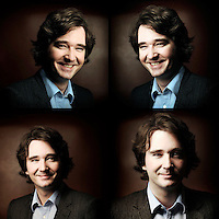 Antoine Arnault is the chairman of LVMH, a French multinational luxury goods conglomerate, headquartered in Paris. Antoine Arnault is also the son of one of the biggest fortunes of France: Bernard Arnault.<br /> Photo: Ezequiel Scagnetti