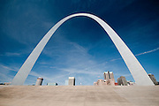 The arch in St. Louis, Missouri. Missoula Photographer