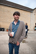 Alex James, METRO Ð LAND , A GROUP EXHIBITION OF NEW WORKS BY 50 LONDONÐBASED ARTISTS CURATED BY FLORA FAIRBAIRN AND ROWENA CHIU. MERRISCOURT FARM, SARSDEN, NR. CHIPPING NORTON. Oxon. 16 May 2009<br /> Alex James, METRO ? LAND , A GROUP EXHIBITION OF NEW WORKS BY 50 LONDON?BASED ARTISTS CURATED BY FLORA FAIRBAIRN AND ROWENA CHIU. MERRISCOURT FARM, SARSDEN, NR. CHIPPING NORTON. Oxon. 16 May 2009