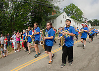 Gilmanton 4th of July parade.   (Karen Bobotas/for the Laconia Daily Sun)