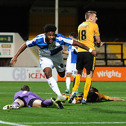Cambridge United v Bristol Rovers