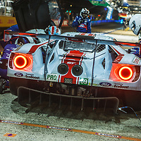 #69, Ford Chip Ganassi Team USA, Ford GT, LMGTE Pro, driven by: Ryan Briscoe, Richard Westbrook, Scott Dixon, on 15/06/2019 at the Le Mans 24H 2019