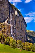 Switzerland-Lauterbrunnen Valley