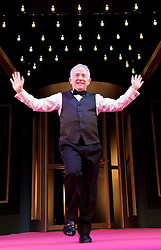 Leslie Jordan is a contestant on reality TV show Celebrity Big Brother and who entered the house on 18th August 2014. <br /> <br /> He is an American actor and playwright.<br /> <br /> Jordan is best known for his role of Karen's pretentious, sexually ambiguous rival Beverley Leslie on the hit series Will & Grace.<br /> <br /> Stock image from 2011 <br /> Leslie Jordan <br /> My Trip Down the West End's Pink Carpet <br /> at The Apollo Theatre, London, Great Britain <br /> press photocall<br /> 26th January 2011<br /> <br /> Photograph by Elliott Franks