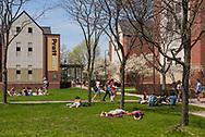 Mark DiOrio <br /> Students at PrattMWP Apr. 27, 2017, 2017 in Utica, N.Y.