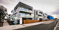 The Pasco apartment development under constrauction at Cumberland Road Pascoe Vale