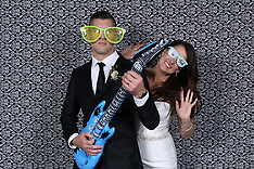 Kate & Joe's Wedding photobooth