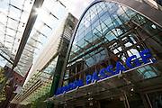 Shopping Center Europa Passage, Moenckebergstrasse, Hamburg, Deutschland. .Shopping Centre Europa Passage, Moenckeberg Street, Hamburg, Germany