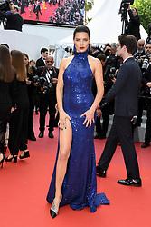May 22, 2019 - Cannes, France - 72eme Festival International du Film de Cannes. Montée des marches du film ''Roubaix, une lumiere (Oh Mercy!)''. 72th International Cannes Film Festival. Red Carpet for ''Roubaix, une lumiere (Oh Merci!)'' movie.....239728 2019-05-22  Cannes France.. Lima, Adriana (Credit Image: © L.Urman/Starface via ZUMA Press)