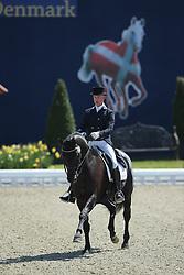 Platzdasch Andreas, (GER), Glamour 72<br /> Nurnberger Burg-Pokal - St George Special<br /> Horses & Dreams meets Denmark - Hagen 2016<br /> © Hippo Foto - Stefan Lafrentz