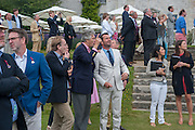 ARNAUD BAMBERGER; JAMES PUREFOY, The Cartier Style et Luxe during the Goodwood Festivlal of Speed. Goodwood House. 1 July 2012.