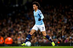 Leroy Sane of Manchester City - Mandatory by-line: Robbie Stephenson/JMP - 01/11/2018 - FOOTBALL - Etihad Stadium - Manchester, England - Manchester City v Fulham - Carabao Cup