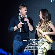 MON/Monaco/20140527 -World Music Awards 2014, Kellan Lutz and Nina Dobrev
