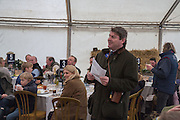 CHARLIE BROOKS, Heythrop Point to Point. At a  new course at Cocklebarrow near Aldsworth. 11 January 2014
