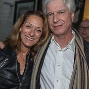 NLD/Hilversum/20181008 - Boekpresentatie autobiografie Peter Koelewijn, Boudewijn de Groot en partner Anja Bak