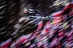 19.01.2019, Wielka Krokiew, Zakopane, POL, FIS Weltcup Skisprung, Zakopane, Herren, Teamspringen, im Bild Jan Hoerl (AUT) // Jan Hoerl of Austria during the men's team event of FIS Ski Jumping world cup at the Wielka Krokiew in Zakopane, Poland on 2019/01/19. EXPA Pictures © 2019, PhotoCredit: EXPA/ JFK