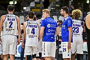Team Banco di Sardegna Dinamo Sassari<br /> Banco di Sardegna Dinamo Sassari - Segafredo Virtus Bologna<br /> Eurosport Supercoppa 2020 - Final Four - Semifinale<br /> LBA Legabasket 2020/2021<br /> Bologna, 18/09/2020<br /> Foto L.Canu / Ciamillo-Castoria