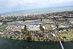 19.03.2016, Albert Park Circuit, Melbourne, AUS, FIA, Formel 1, Grand Prix von Australien, Qualifying, im Bild Aerial view and atmosphere // during Qualifying for the FIA Formula One Grand Prix of Australia at the Albert Park Circuit in Melbourne, Australia on 2016/03/19. EXPA Pictures © 2016, PhotoCredit: EXPA/ Sutton Images/ Andre/<br /> <br /> *****ATTENTION - for AUT, SLO, CRO, SRB, BIH, MAZ only*****