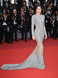 Doutzen Kroes attending the premiere of The Biguiled held at The Grand Theatre during the 70th Cannes Film Festival in France. Photo Credit should read: Doug Peters/EMPICS Entertainment