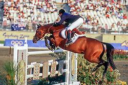 Voorn Albert (NED) - Lando<br /> Olympic Games Sydney 2000<br /> © Dirk Caremans