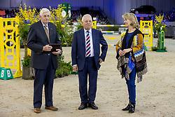Paardenan van het jaar, Wim Van der Leegte, VDL Groep, Anky Van Grunsven, Tjeerd Velstra<br /> Indoor Brabant - Den Bosch 2017<br /> © Hippo Foto - Dirk Caremans<br /> 10/03/2017