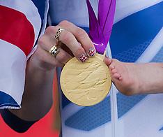 Sarah Storey Wins Gold at the London 2012 Paralympics 5-9-12