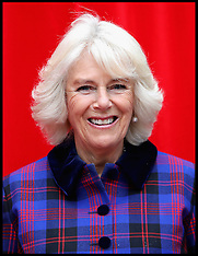 Swindon Duchess of Cornwall visits Swindon Railway