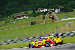 01.06.2012, Red Bull Ring, Spielberg, AUT, DTM Red Bull Ring, im Bild David Coulthard, (GBR, Muecke Motorsport) during the DTM training day on the Red Bull Circuit in Spielberg, 2012/06/01, EXPA Pictures © 2012, PhotoCredit: EXPA/ S. Zangrando