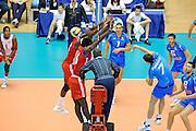 © Filippo Alfero<br /> Torino , 18/07/2008<br /> World League Pallavolo 2008 - Italia vs Cuba<br /> sport , volley<br /> Nella foto: Paparoni