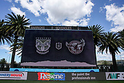 General view. Vodafone Warriors v Manly Sea Eagles. NRL Rugby League, Central Coast Stadium, Gosford, NSW, Australia, Sunday 27th September 2020 Copyright Photo: David Neilson / www.photosport.nz
