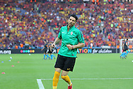 Goalkeeper Gianluigi Buffon of Juventus during the Champions League Final between Juventus FC and FC Barcelona at the Olympiastadion, Berlin, Germany on 6 June 2015. Photo by Phil Duncan.