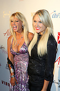 Pamela Bach and Hayley Hasselhoff  at the Celebrity Catwalk co-sponsored by Alize held at The Highlands Club on August 28, 2008 in Los Angeles, California..Celebrity Catwork for Charity, a fashion show/lifestyle event, raises funds & awareness for National Animal Rescue.
