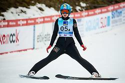 Lidiia Iakovleva of Russia during Team Competition at Day 2 of World Cup Ski Jumping Ladies Ljubno 2019, on February 9, 2019 in Ljubno ob Savinji, Slovenia. Photo by Matic Ritonja / Sportida