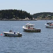 PHIPPSBURG, Maine --  6/1/14 --   <br /> 11 Fish House Cove. <br /> For Sale through Sharon Drake Real Estate <br /> Call 207-443-1005 <br /> Visit http://www.sharondrake.com/sd/ <br /> Photo © Roger S. Duncan 2014.