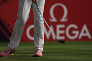 Scott Hend (AUS) in action during the second round of the Omega Dubai Desert Classic, Emirates Golf Club, Dubai, UAE. 25/01/2019<br /> Picture: Golffile   Phil Inglis<br /> <br /> <br /> All photo usage must carry mandatory copyright credit (© Golffile   Phil Inglis)