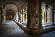 Cloitre Saint Trophime convent in Arles, France