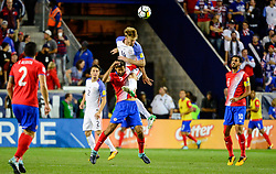 September 1, 2017 - Harrison, NJ, USA - Harrison, N.J. - Friday September 01, 2017:  Tim Ream during a 2017 FIFA World Cup Qualifying (WCQ) round match between the men's national teams of the United States (USA) and Costa Rica (CRC) at Red Bull Arena. (Credit Image: © Howard Smith/ISIPhotos via ZUMA Wire)