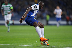 March 2, 2018 - Porto, Porto, Portugal - Porto's Malian forward Moussa Marega in action during the Premier League 2017/18, match between FC Porto and Sporting CP, at Dragao Stadium in Porto on March 2, 2018. (Credit Image: © Dpi/NurPhoto via ZUMA Press)