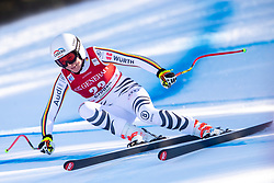 18.12.2018, Saslong, St. Christina, ITA, FIS Weltcup Ski Alpin, Abfahrt, Damen, im Bild Meike Pfister (GER) // Meike Pfister of Germany in action during her run in the ladie's Downhill of FIS ski alpine world cup at the Saslong in St. Christina, Italy on 2018/12/18. EXPA Pictures © 2018, PhotoCredit: EXPA/ Johann Groder