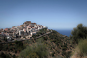Panorama di Caronia..Landscape of Caronia