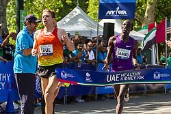 UAE Healthy Kidney 10K, Ben True holds off Stephen Sambu at the finish to win