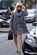 London - Pamela Anderson PETA Photocall - 12 Oct 2016