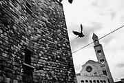 Panoramic view of old town of Bari on 23 Febraury 2018. Christian Mantuano / OneShot