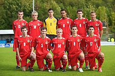 2009-10-03 Wales U17 v Russia U17