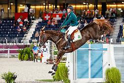 Veniss Pedro, BRA, Quabri de L Isle, 316<br /> Olympic Games Tokyo 2021<br /> © Hippo Foto - Stefan Lafrentz<br /> 06/08/2021