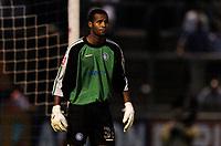 Photo: Richard Lane.<br />Bristol Rovers v Wycombe Wanderers. Coca Cola League 2. 08/08/2006. <br />Wycombe's goalkeeper, Ricardo Batista.