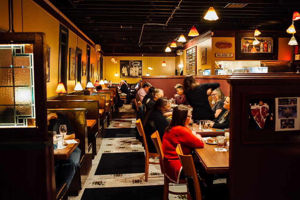 Melrose Grill in Renton, Washington